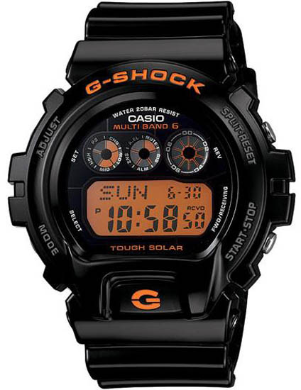 Casio G-shock Atomic Solar Watch GW6900B-1 G-Shock