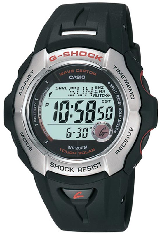 Casio G-shock Atomic Solar Watch GW700A-1V G-Shock
