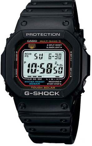 Casio G-shock Atomic Solar Watch GWM5600-1V G-Shock