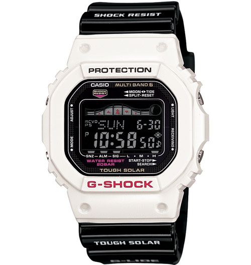 Casio G-shock Atomic Solar Watch GWX5600B-7 G-Shock