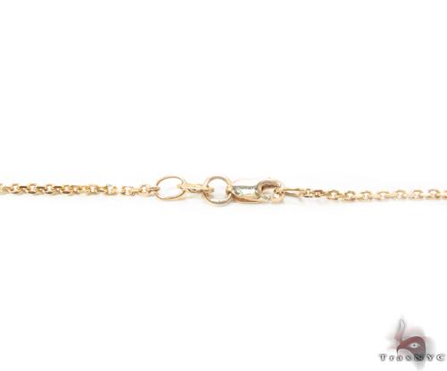 Channel Diamond Necklace 34695 Diamond