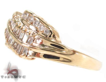 Channel Diamond Ring 32909 Anniversary/Fashion