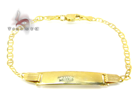 Childs Sunshine Bracelet Gold
