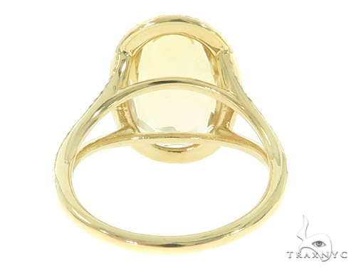 Citrine Diamond Anniversary/Fashion Ring 49444 Anniversary/Fashion