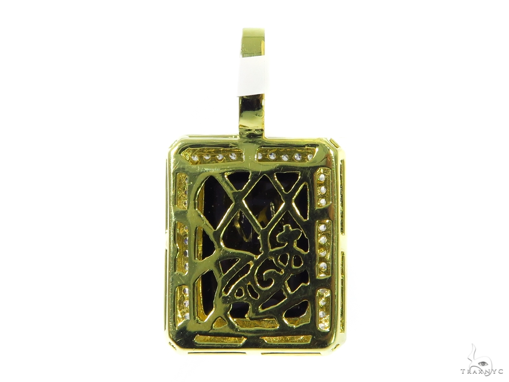 Classic Fashoin Silver Pendant 45351 Metal