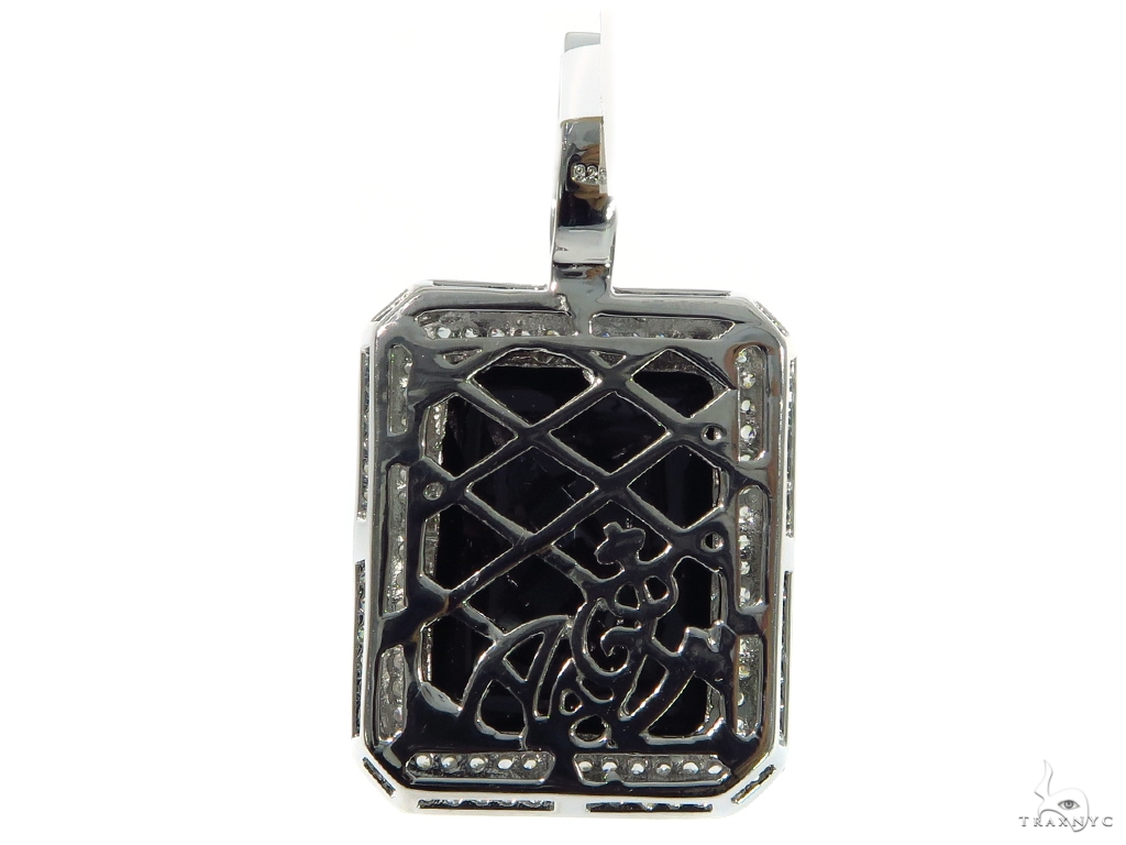 Classic Fashoin Silver Pendant 45352 Metal