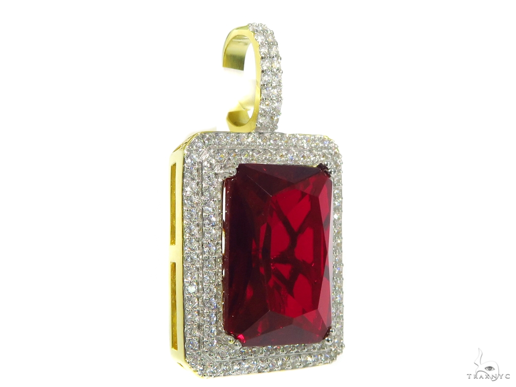 Classic Fashoin Silver Pendant 45355 Metal