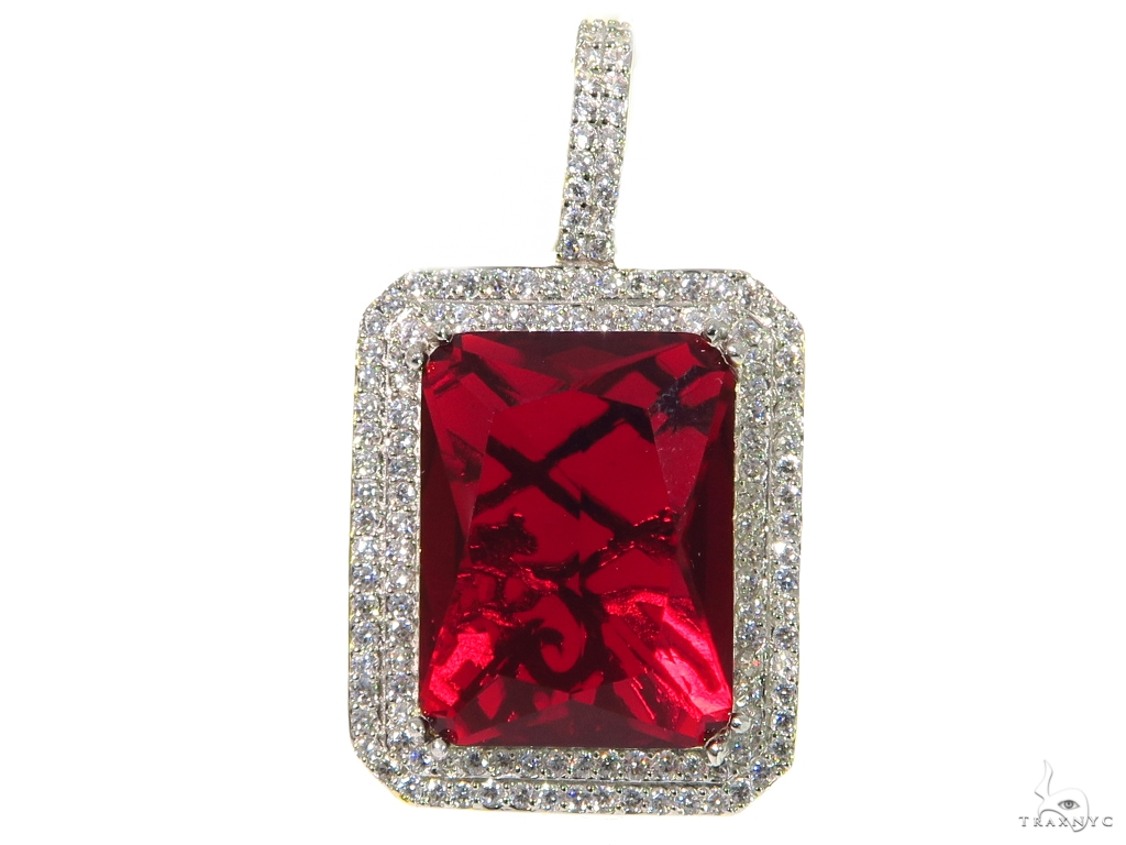 Classic Fashoin Silver Pendant 45357 Metal