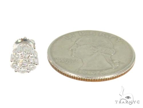 Cluster Diamond Earrings 44333 Style