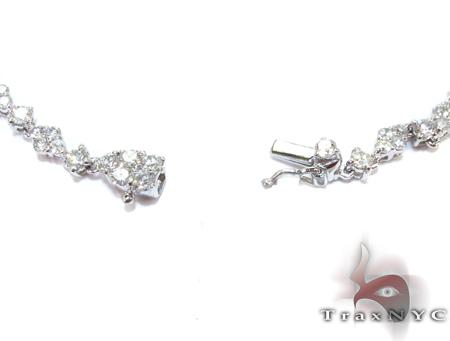Orion White Gold Diamond Ladies Necklace Diamond