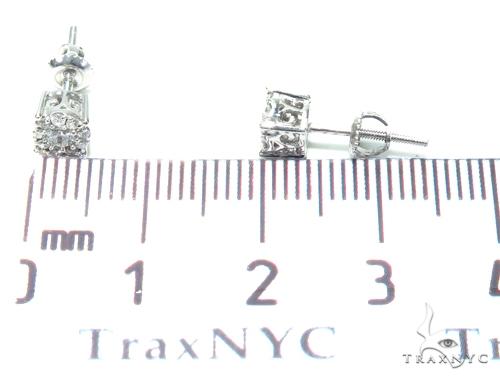 Prong Diamond Stud Earrings 41867 Style
