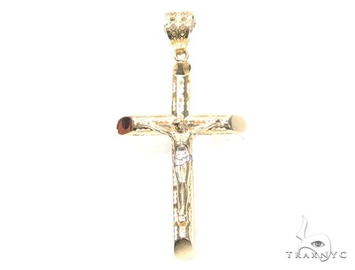 Crucifix Cross 44794 Gold