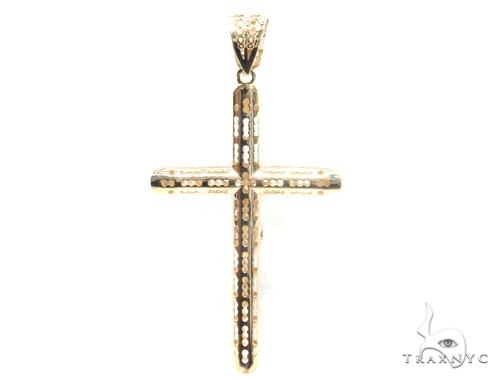 Crucifix Cross 44795 Gold