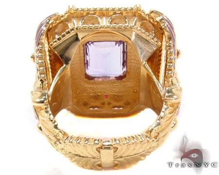 Custom Angel Ring Metal