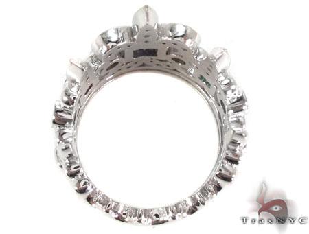 Custom Crown Ring Anniversary/Fashion