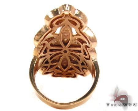 Custom Flower Ring Anniversary/Fashion