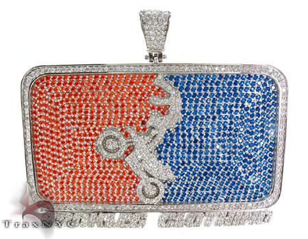 Custom Jewelry Clothing 21774 Metal