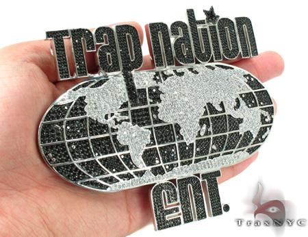 Custom Jewelry Trap Nation Ent 21776 Metal