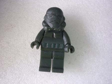 Custom LEGO Metal