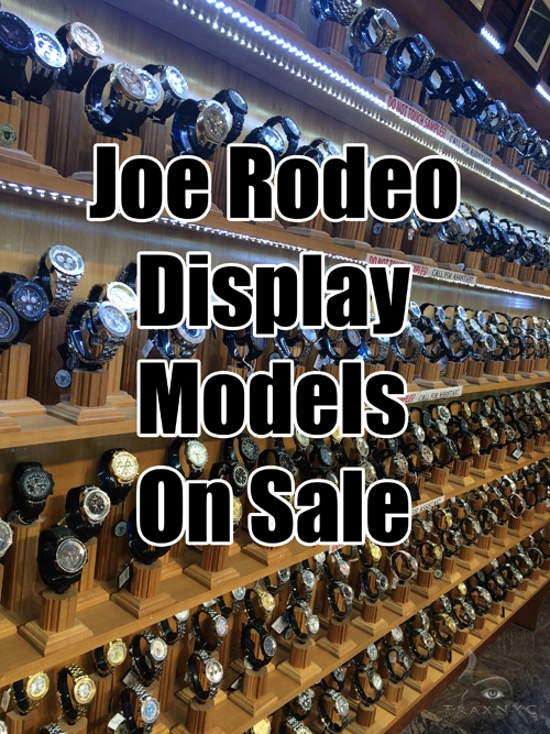 DISPLAY MODEL Joe Rodeo Junior JJU157 43303 Joe Rodeo