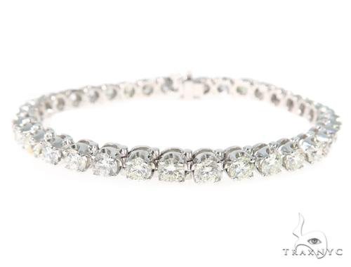 Daisy Tennis Diamond Bracelet 45512 Tennis