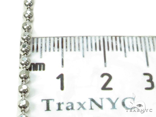 Diamond Cut Ball Gold Chain 22 Inches 3mm 13 Grams 40985 Gold