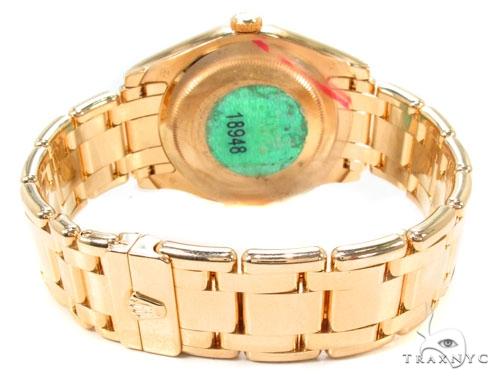 Diamond Rolex Day-Date Masterpiece 18K Gold Watch Diamond Rolex Watch Collection
