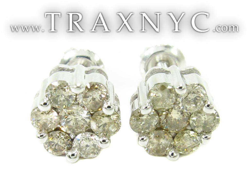 diamond stud earrings 30786 mens diamond earring white. Black Bedroom Furniture Sets. Home Design Ideas