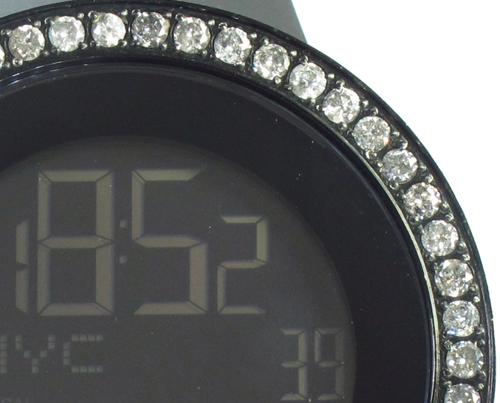 Digital Gucci Diamond Watch Gucci