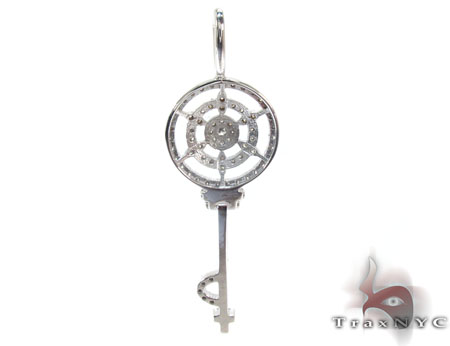 Dreamcatcher Key Pendant Stone