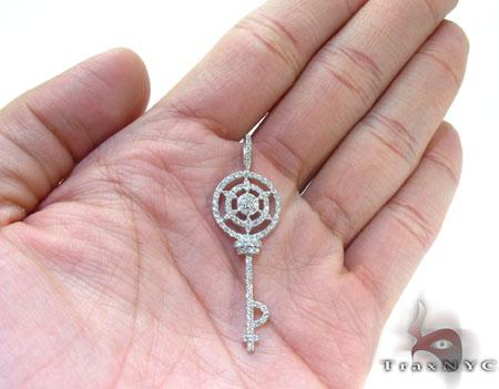 Dreamcatcher Key Pendant Stone