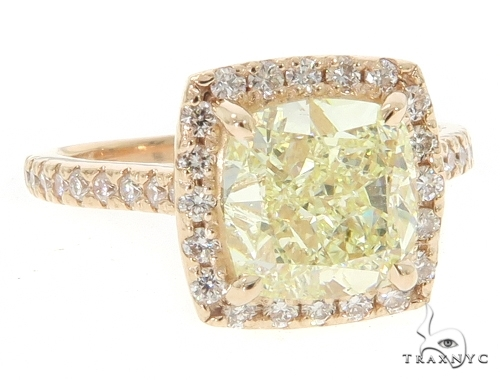 Eiffel Diamond Engagement Ring 49422 Engagement