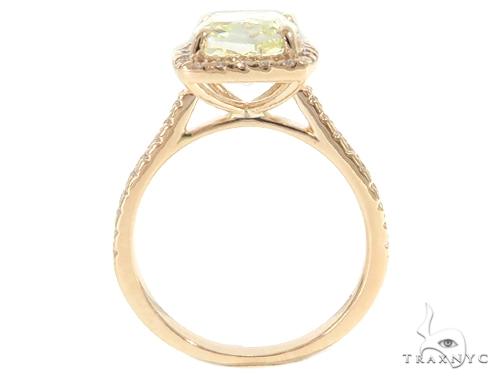 Eiffel Diamond Engagement Ring 49422 Engagement