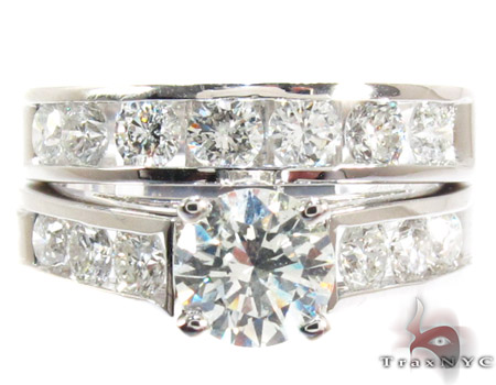 Europe Style Wedding Ring 3 Engagement