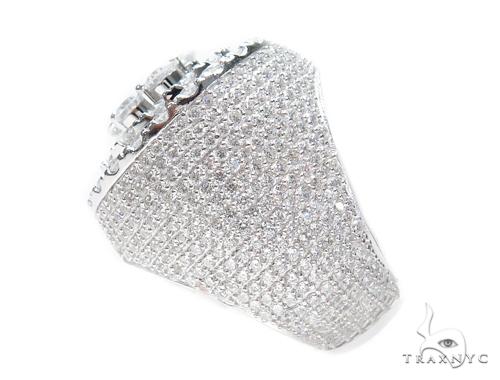 Fancy Silver Ring 41951 Metal