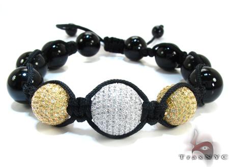 Samballa Style Gemstone Bracelet 21335