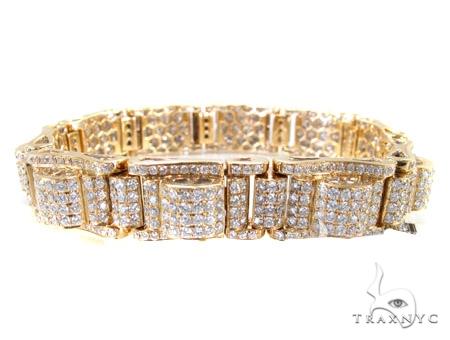 Fire and Ice Bracelet Diamond