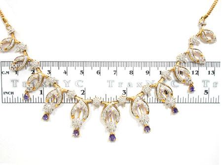 Fireworks Necklace Diamond