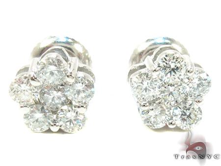 Flower Earrings Style