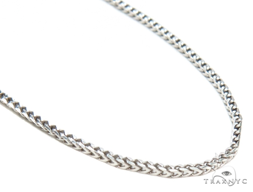 Franco Gold Chain 18 Inches 1mm 4 Grams 42401 Gold