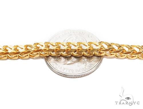 Franco Stainless Steel Bracelet 42223 Stainless Steel