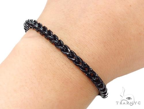 Franco Stainless Steel Bracelet 42226 Stainless Steel