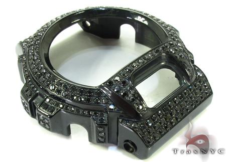 G-Shock Black Color CZ Case 27264 G-Shock