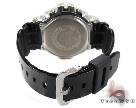 G-Shock Two Tone CZ Watch DW6900CS-1 G-Shock