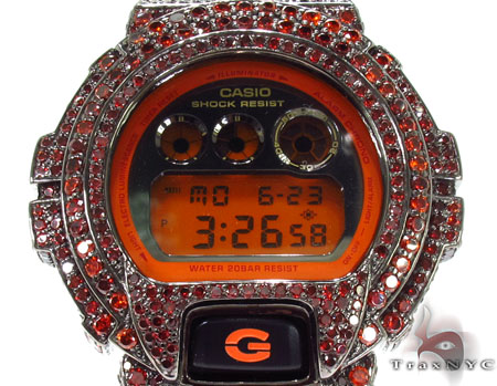 G-Shock Watch DW6900MS-1 G-Shock