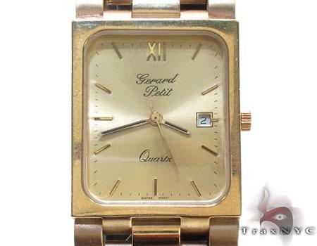Gerard Gold Watch 2 Special Watches