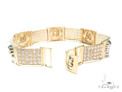 Gold Bracelet 41983 Gold