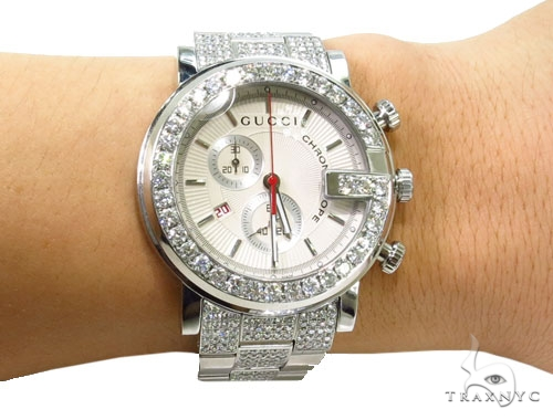 Gucci 101M Diamond Watch Gucci