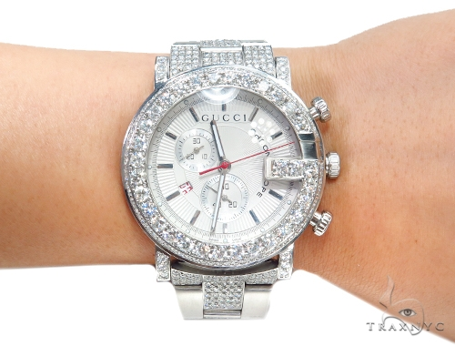 Gucci 101M Diamond Watch 42919 Gucci