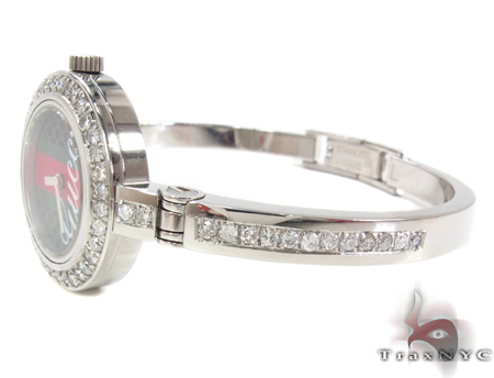 Gucci Bangle YA105521 Diamond Ladies Watch Gucci